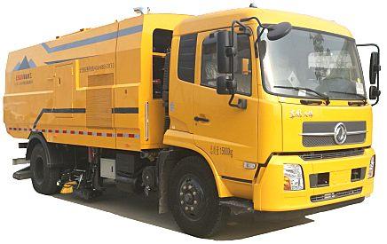 出租易山重工ESN5160TXC吸尘车清扫机