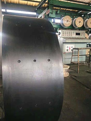 青岛斗式提升机皮带 提升带 钢丝绳(芯)提升带