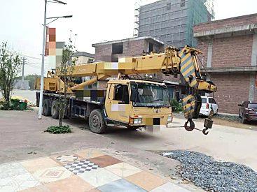出售二手柳工20吨汽车吊