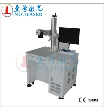 深圳长安虎门MOPA多功能激光打标机,铝打黑激光打标机镭雕机