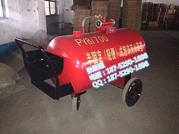 供应PY8/700半固定式泡沫灭火装置 CCC认证