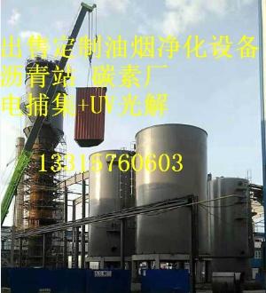南京碳素厂光解油烟环保设备价格(环评保过)