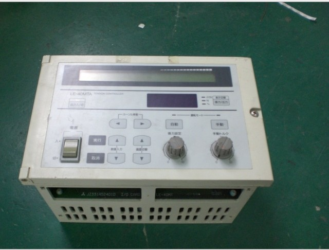 供应三菱LE-30CTA张力控制器,LE-30CTA维修测试