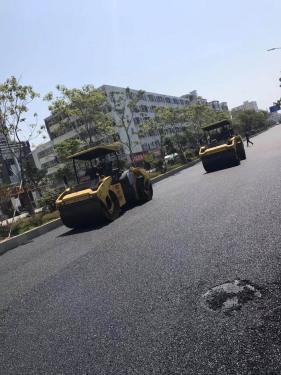 东莞沥青路面施工/水泥路改沥青路/沥青混凝土施工