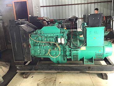 出售150KW康明斯二手发电机康明斯6CTA8.3-G2柴油发电机(组)