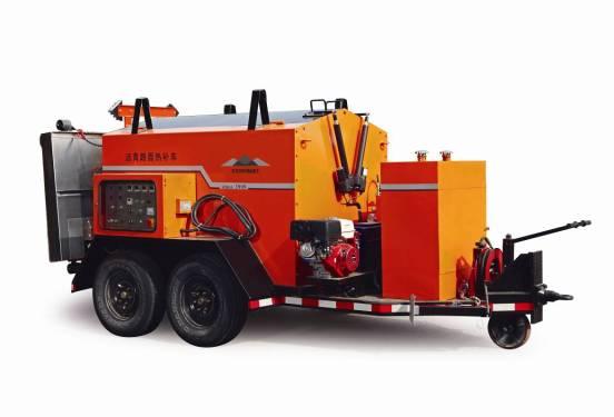 供应易山重工CLYB-1500沥青路面再生设备  拖挂式沥青路面热补车  北京上海广州