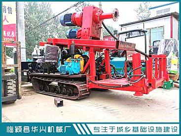 供应华兴sk-100s反循环钻机