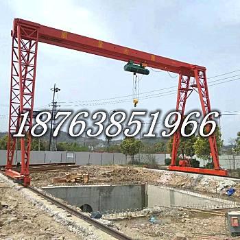 10吨20吨二手行吊厂家 出售旧单梁行吊龙门吊 30t门式起重机