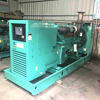 出售300KW二手进口康明斯NTA855-G4发电机(组)