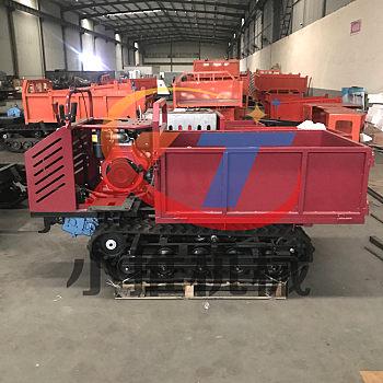 山地果园履带运输车 农业小型单杠全地形运输车