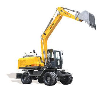 供应远山轮挖挖掘机