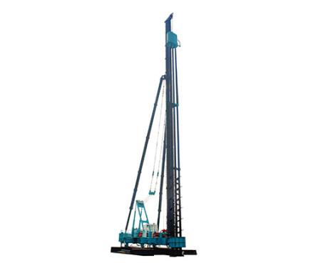 出售二手山河智能SWWT85步履式三轴连续墙钻机/三轴搅拌桩/建筑工程机械/三轴钻机
