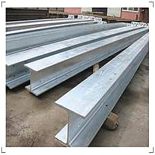接触网H型钢柱 铁路教学用铁路H型钢柱