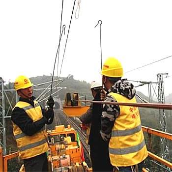 铁路接触网连接线 CTS120高铁接触网用软铜绞线