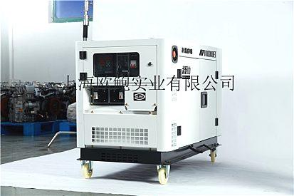 电梯机房用15千瓦柴油发电机参数