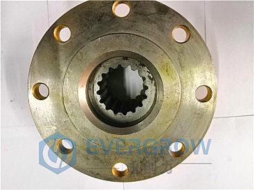 徐工LW500K KN装载机铲车主减输出连接法兰盘传动轴连接盘 带花键