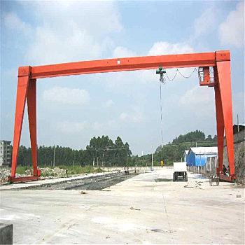 出售二手行车二手MH5吨龙门吊