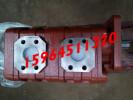 供应佳木斯掘进机济南液压泵厂三联齿轮泵