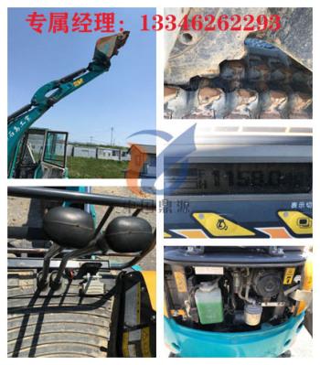 出售二手久保田U-17无尾型小挖掘机