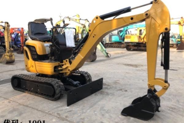 出售二手卡特010CR挖掘机二手小挖机进口机械