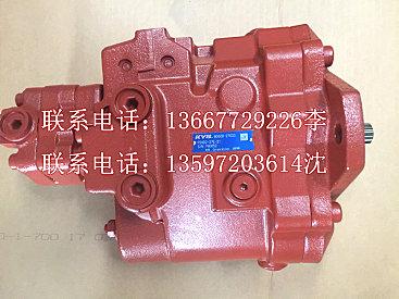 日本KYB PSVD2-27E液压泵适用于雷沃60/山河智能60/70 柳工906 山重906/PSVD2-27E