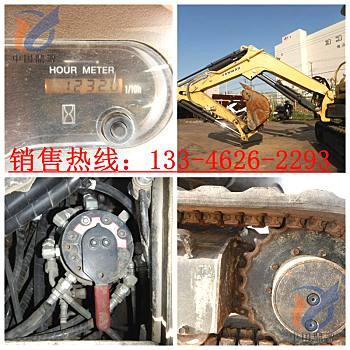 出售二手洋马VIO20-3挖掘机 二手洋马小挖机性能好