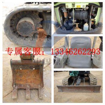 出售日本原装二手洋马VIO17挖掘机
