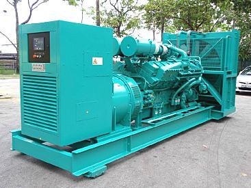 广州发电机维修、维修沃尔沃k70发电机(组)