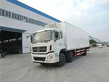 供应东风4.1米冷藏车  6米冷链运输车  7.1米冷冻车