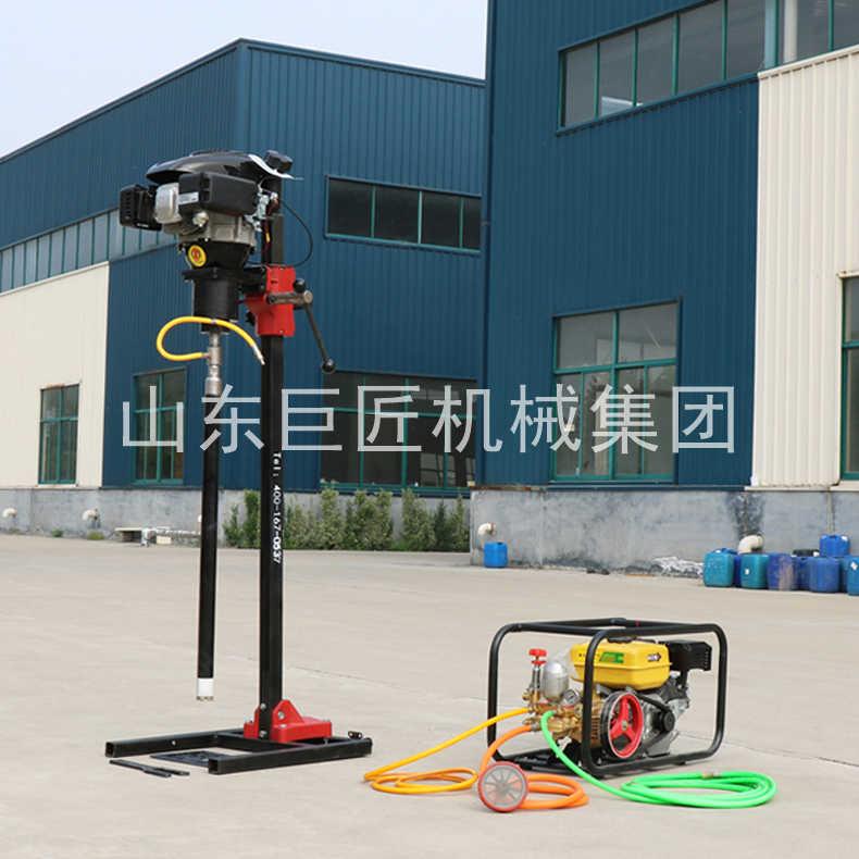 立架式背包钻机 新型岩芯钻机 地质勘探钻机 便携式钻机设备
