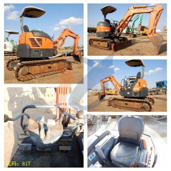 二手挖掘机出售信息 出售二手日立EX20U-3挖掘机