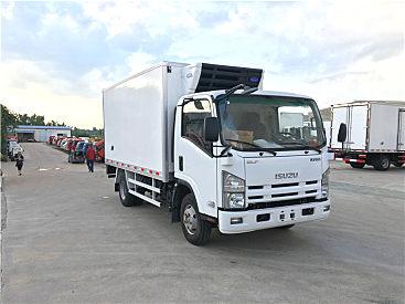 供应东风4.2米  4.5米  5.4米冷藏车  冷链运输车   冷冻车