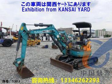 二手小型挖掘机 出售二手久保田U-30-5挖掘机