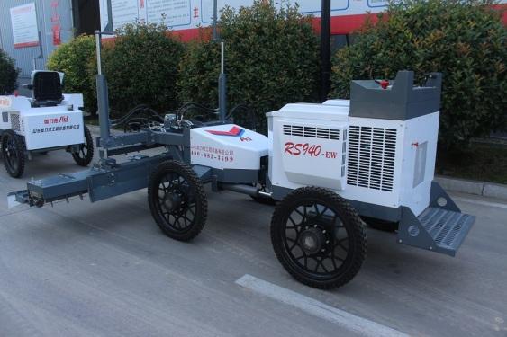 供应奥力德 S-940四轮混凝土激光摊铺机平地机地坪设备