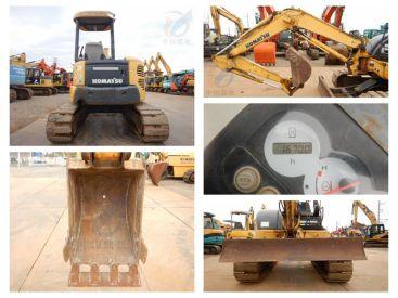 出售二手小松PC40MR-2挖掘机 山东二手挖掘机国内一手车