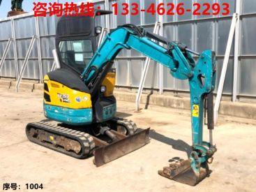 出售九成新二手久保田RX-153S挖掘机 全国包邮 质量保证