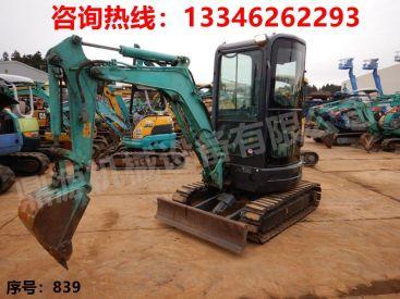 晋中市出售二手神钢SK20SR-5挖掘机2007年精品车