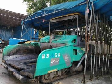 出售二手维特根s1800-2沥青混凝土摊铺设备