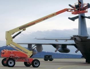 出租JLG600S 20.26米高空作业车