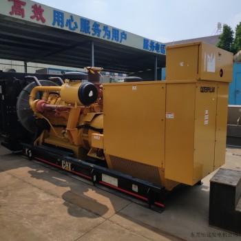 出售九成新720kw二手发电机(组) 卡特3412柴油发电机组