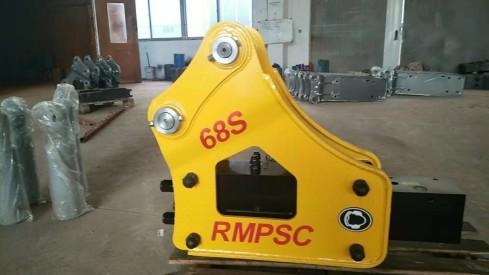 供应锐猛RMPSC68S破碎锤挖掘机炮锤液压破碎器厂家直销批发