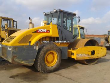出售二手徐工XS202J压路机,二手20吨压路机,20吨振动压路机