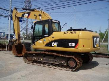 出售二手卡特320D-330D挖掘机||二手大型挖掘机