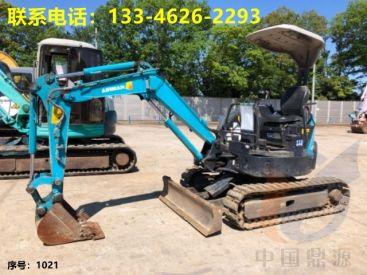 转让二手北越AX20U-4小型挖掘机一台挖掘机 可议价