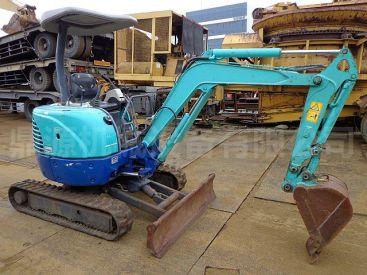 合肥市出售转让二手2007年石川岛20小挖机