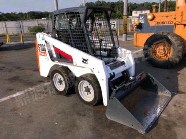 山东省出售二手山猫BOBCAT-S100滑移装载机