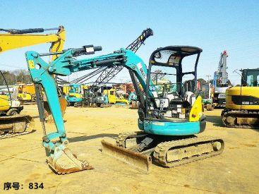 出售一台久保田rx-406二手小型挖掘机全国送货