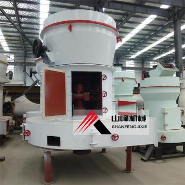 供应山峰1510雷蒙磨粉机磨矿机械 昆明页岩石灰石大型磨粉机
