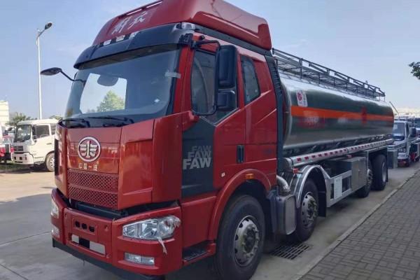 厦工20吨油罐车