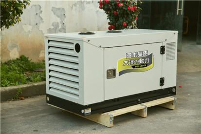 12kw柴油发电机全自动